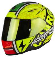 Scorpion EXO-2000 EVO Air BAUTISTA Replica lll Sport Helm