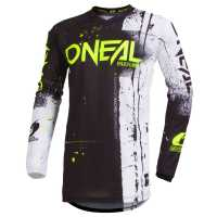 ONEAL Element Jersey SHRED schwarz