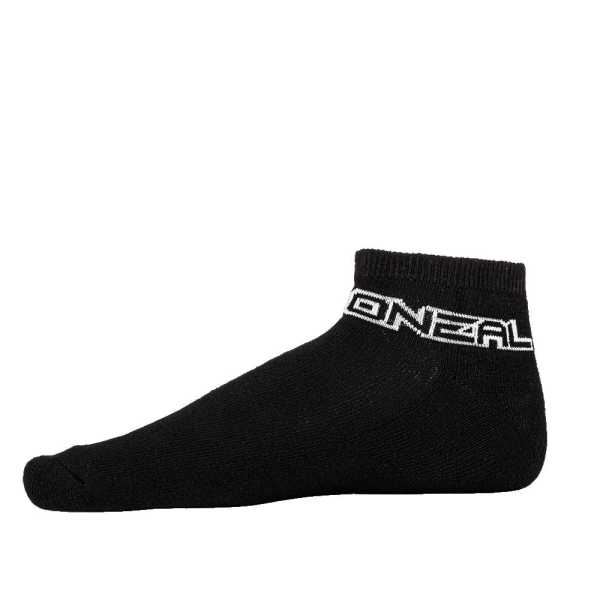 ONEAL Sneaker Socken schwarz
