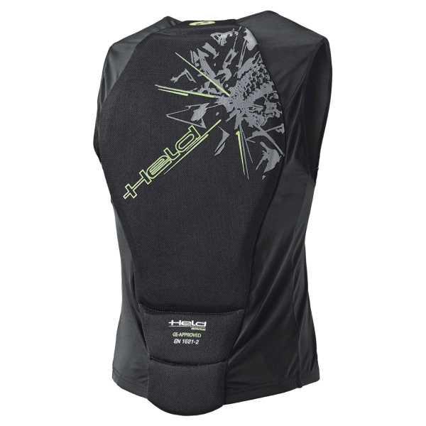HELD Spine Protektorenweste schwarz-grün