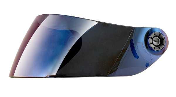 Visier blau verspiegelt Shark Ridill, S900-C, S700-S, S800, S650, S600 und OpenLine