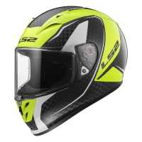 LS2 Arrow C Evo Fury Carbon FF323 Sport Integralhelm