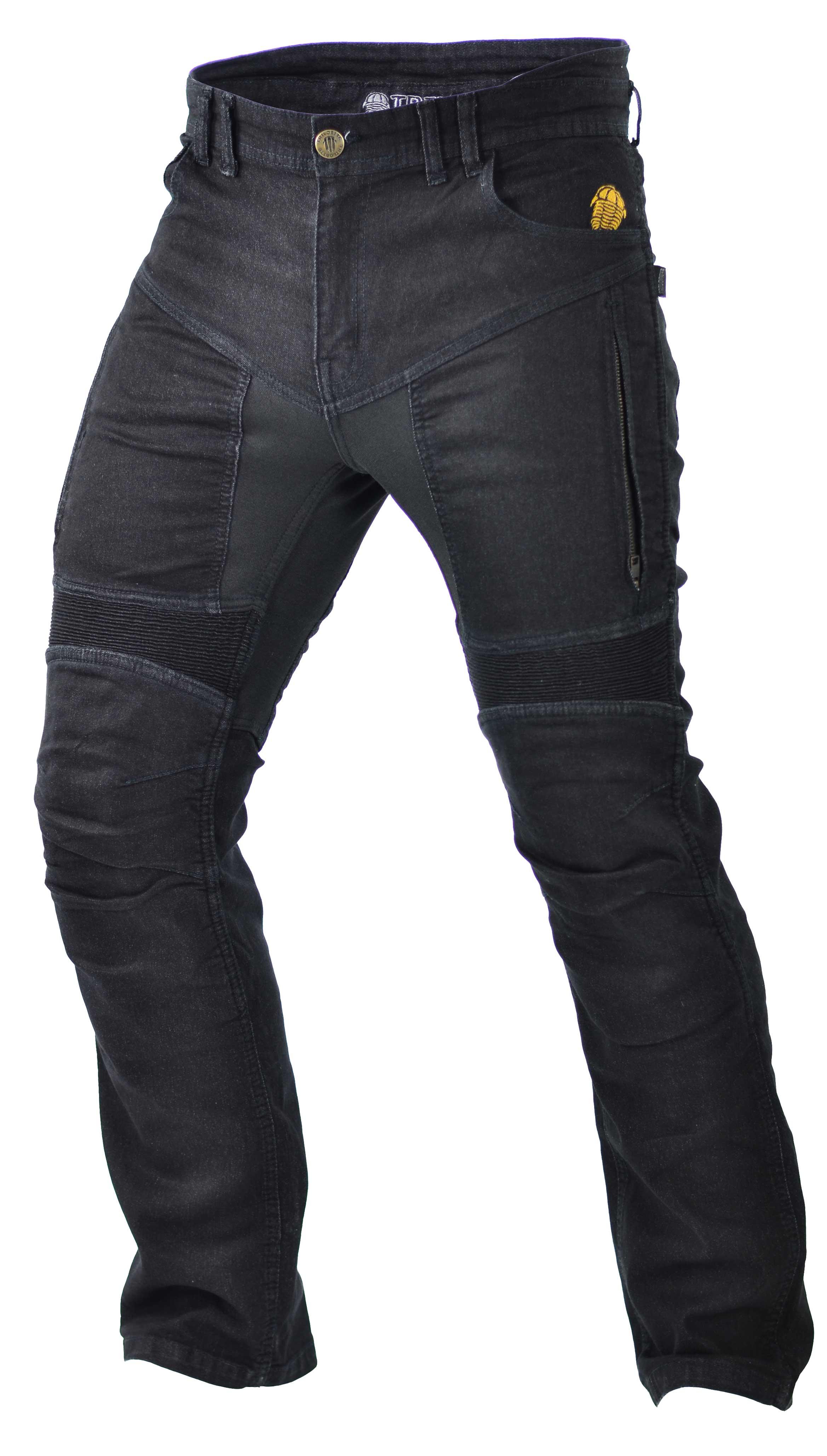trilobite parado kevlar jeanshose herren schwarz. Black Bedroom Furniture Sets. Home Design Ideas
