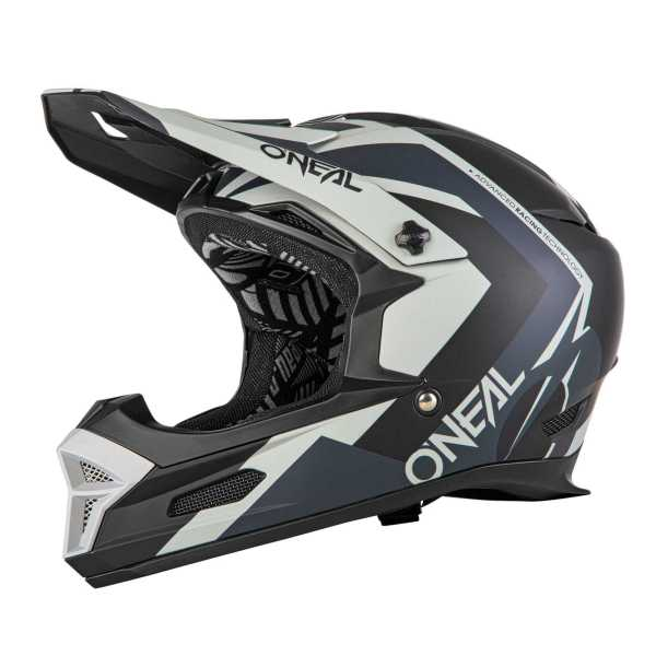 Oneal Fury Hybrid Downhill Helm