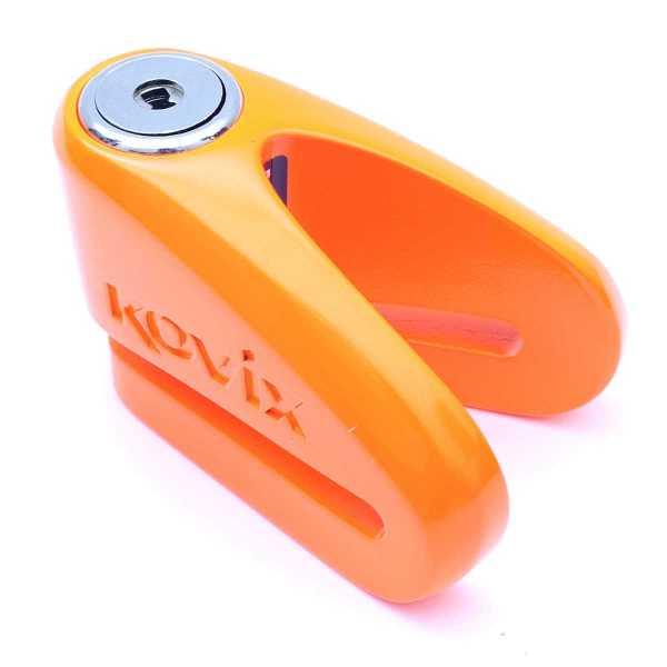 KOVIX KVZ1 Fluo orange 6mm Pin Bremsscheibenschloss