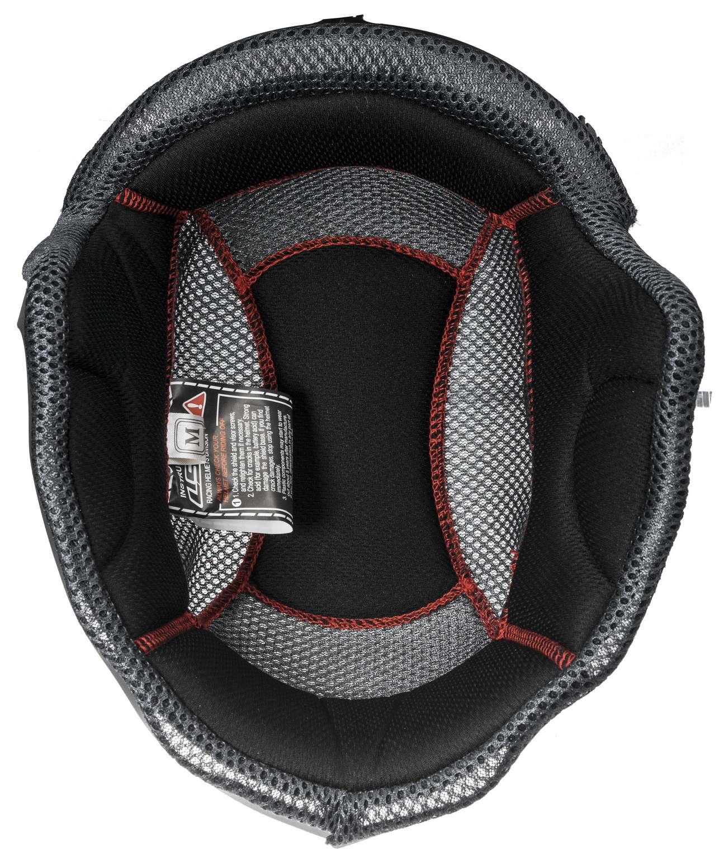 innenpolster f r ls2 of562 cs bikewear. Black Bedroom Furniture Sets. Home Design Ideas