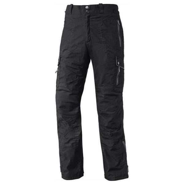 HELD Trader Damen Motorrad Jeans schwarz