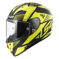LS2 Arrow R Evo Neon FF323 Sport Integralhelm