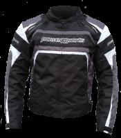 CS BikeWear Motorrad Kurzjacke PS 3XL