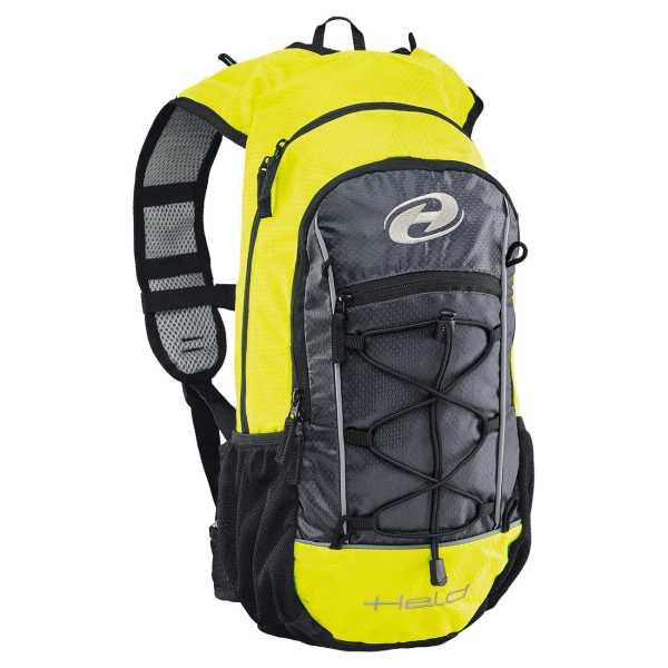 HELD To Go Rucksack schwarz-gelb