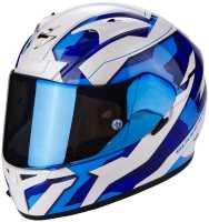 Scorpion EXO-710 Air Furio Integralhelm blau-weiss