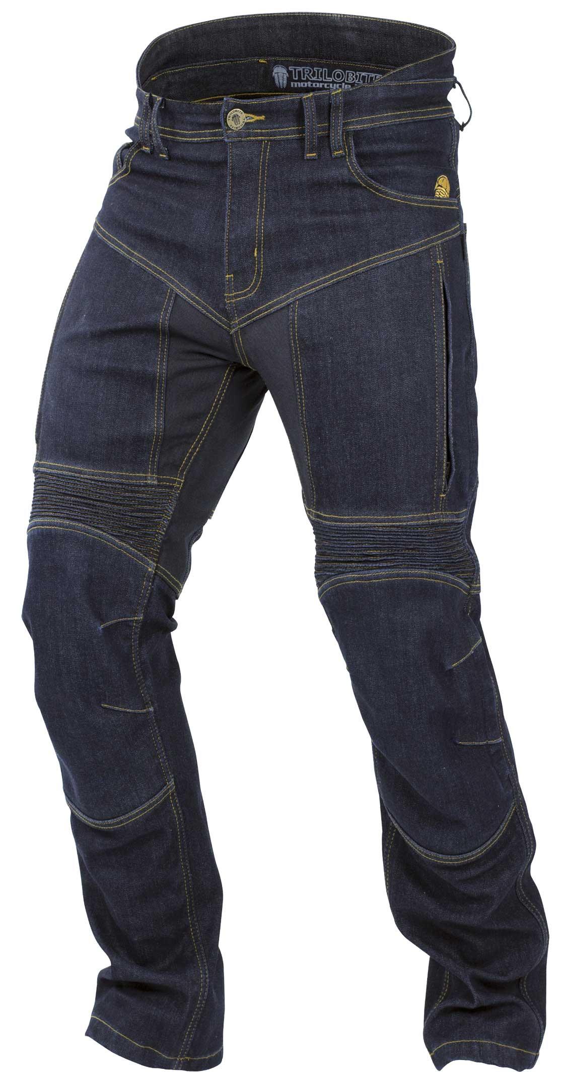 Trilobite Motorrad Jeans Agnox Wasserdicht Herren