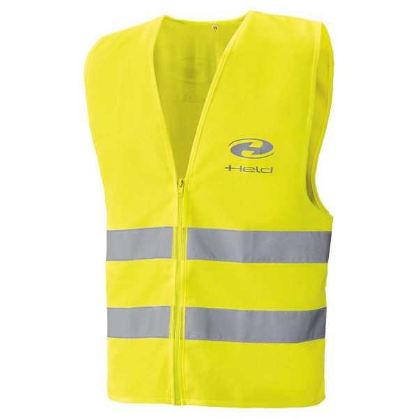 HELD Safety Vest Warnweste neongelb