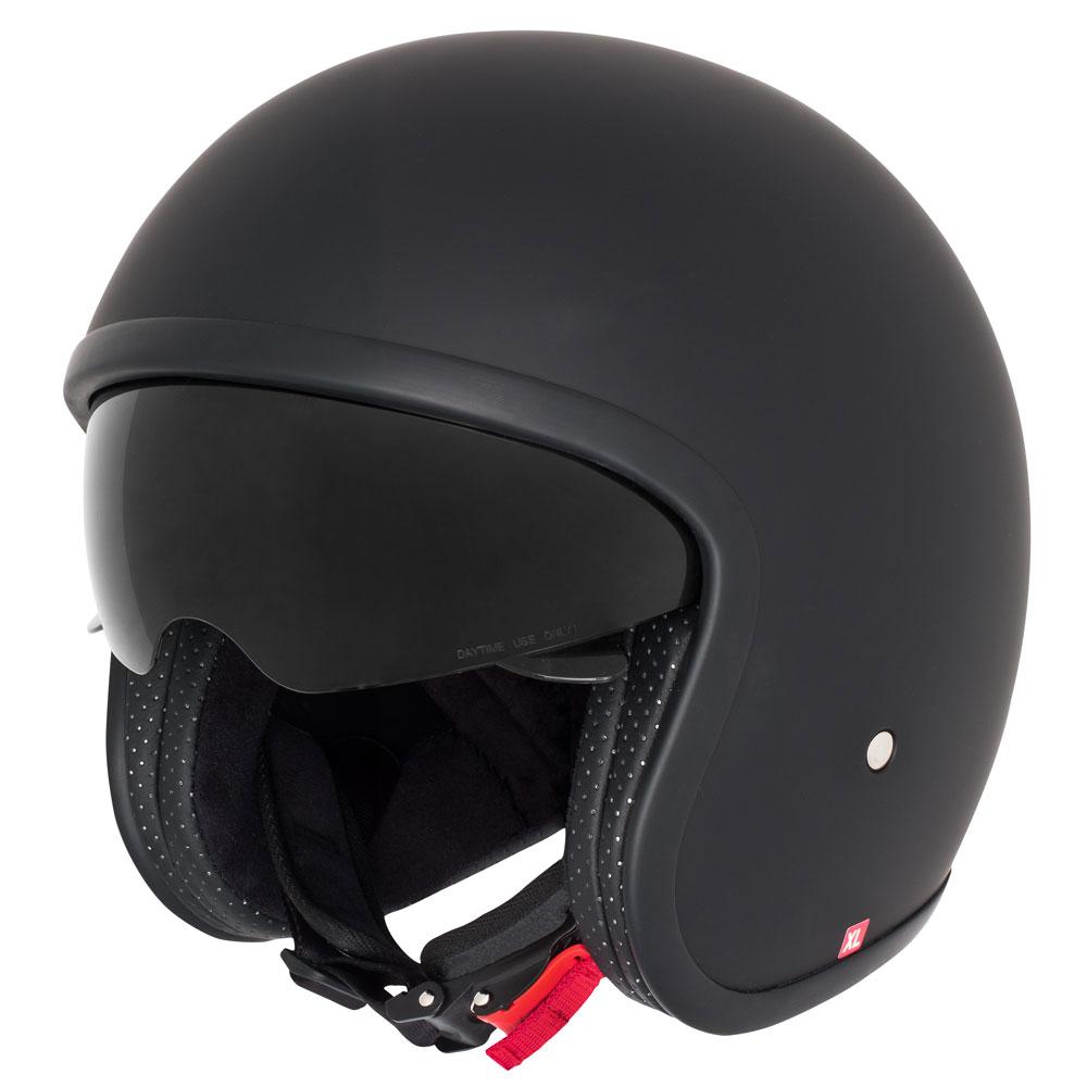 germot gm 55 jethelm matt schwarz cs bikewear. Black Bedroom Furniture Sets. Home Design Ideas
