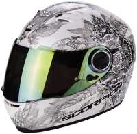 Scorpion EXO-490 Dream Integralhelm weiss-chameleon