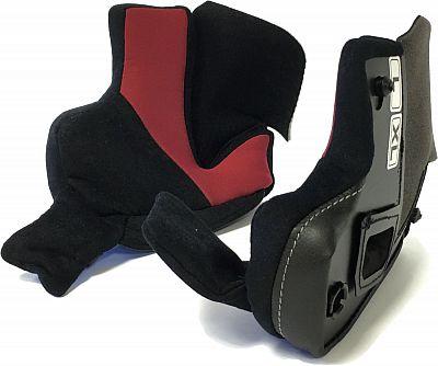 ersatzteile f r x lite helme helm ersatzteile helme. Black Bedroom Furniture Sets. Home Design Ideas