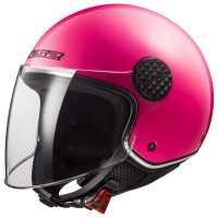 LS2 Sphere LUX SOLID OF558 Jethelm pink