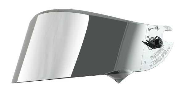 Visier silber verspiegelt Shark Vision-R GT Carbon, Vision-R und Explore-R