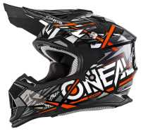 ONEAL 2Series SYNTHY Kinder Motocross Helm orange