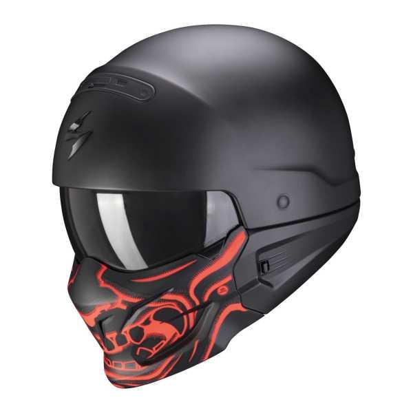 Scorpion EXO-COMBAT EVO SAMURAI Helm
