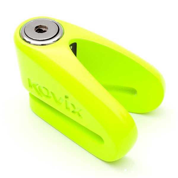 KOVIX KVZ1 Fluo grün 6mm Pin Bremsscheibenschloss
