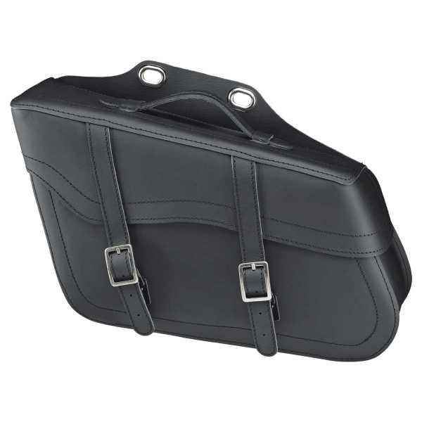HELD Cruiser Taper Bag Satteltasche aus Leder