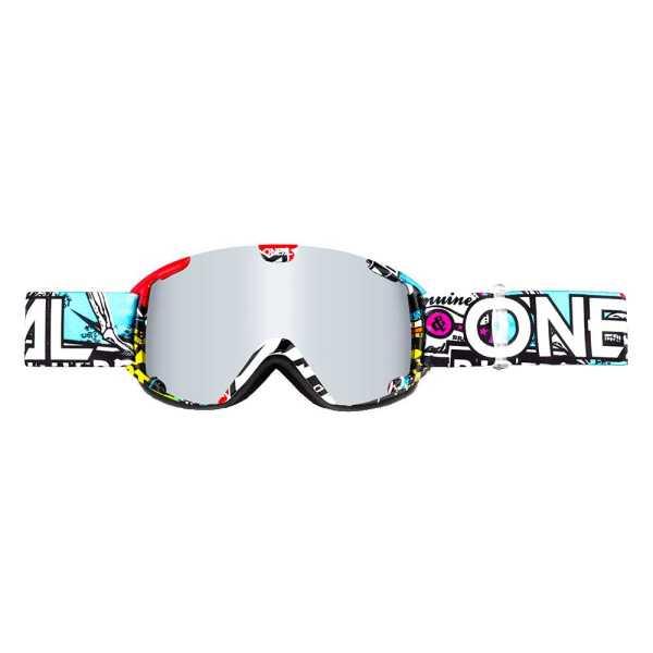 ONEAL B-30 CRANK Kinder Motocross Brille multi