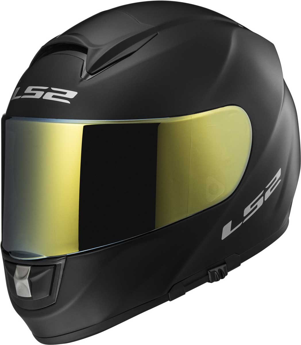 ls2 visier iridium gold f r den ff397 vector cs bikewear. Black Bedroom Furniture Sets. Home Design Ideas