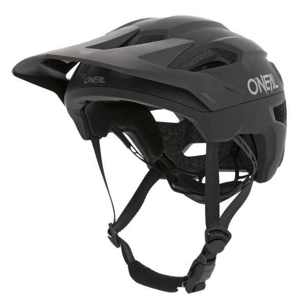 Oneal Trailfinder Solid Fahrradhelm schwarz