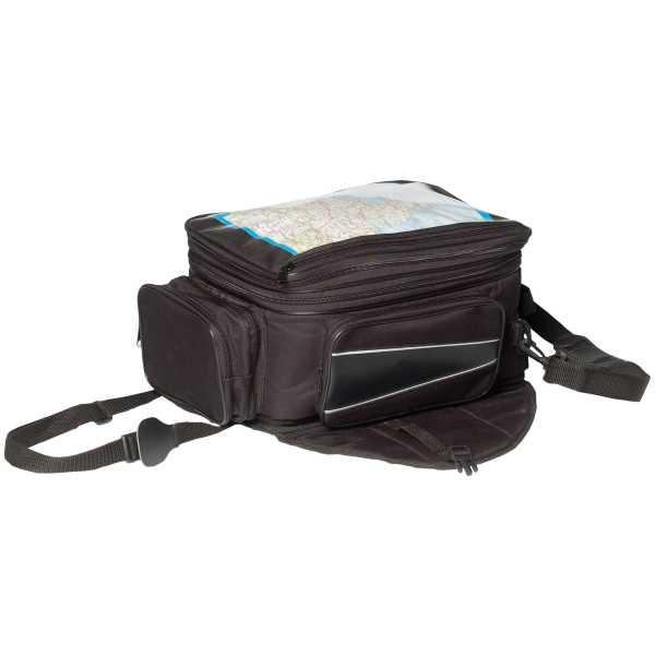 Modeka Tankrucksack 25 liter schwarz