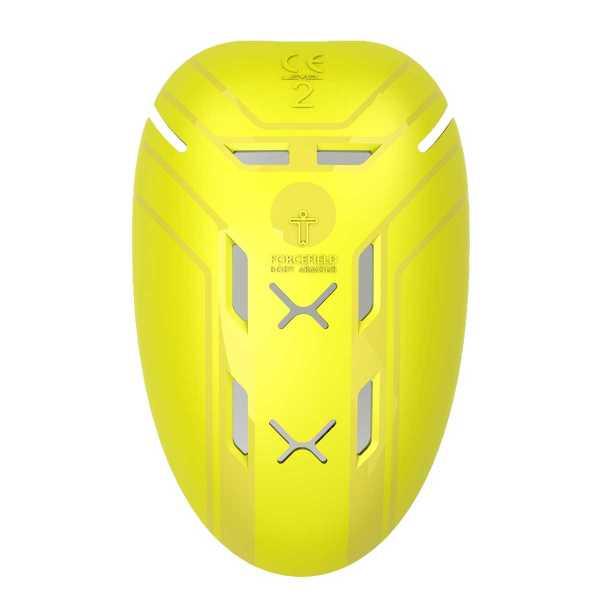Forcefield Isolator Level 2 Schulter Protektor Einsatz gelb