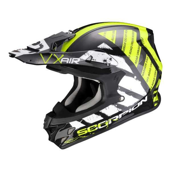 Scorpion VX-21 AIR URBA Motocross-Helm