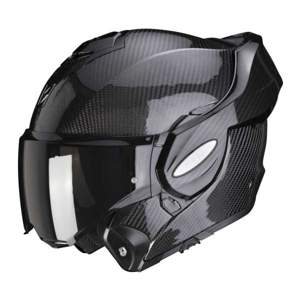 Scorpion EXO-TECH CARBON Klapphelm glanz