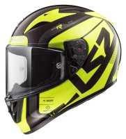 LS2 Arrow C Evo Sting FF323 Carbon Sport Integralhelm weinrot-gelb