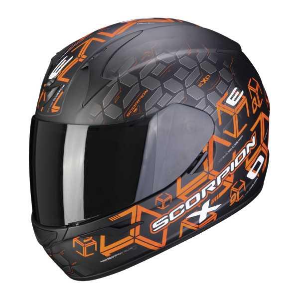Scorpion EXO-390 CUBE Helm