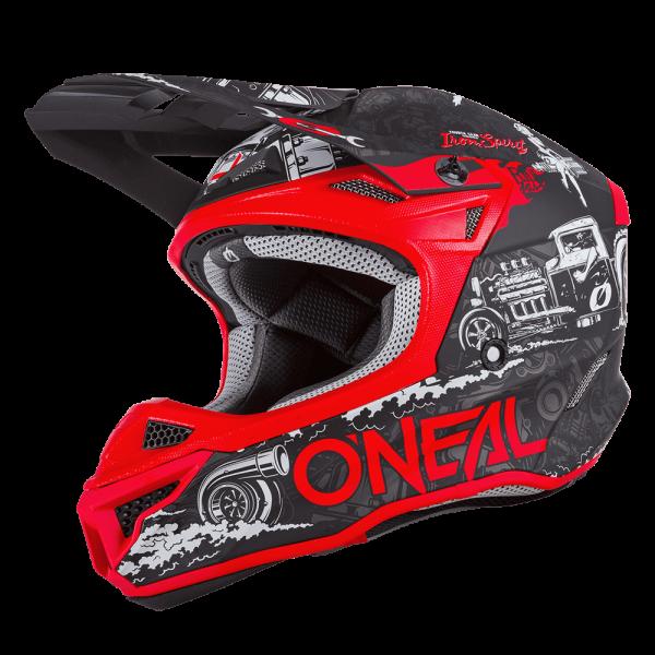 Oneal 5Series Crosshelm HR matt