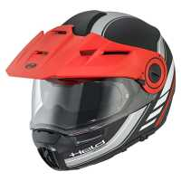HELD by Schuberth H-E1 Adventure Enduro Klapphelm schwarz-anthrazit