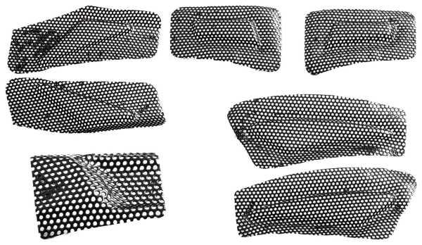 Lüftungsgitter für LS2 MX456