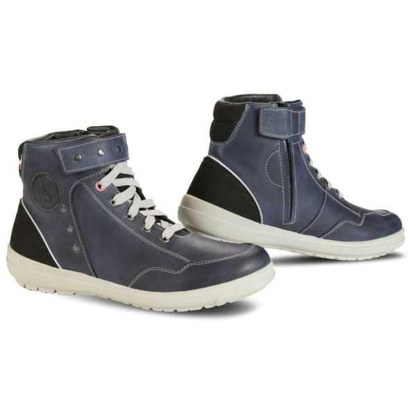 FALCO Damen Sneaker ALENA blau wasserdicht