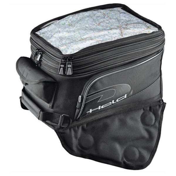 HELD Carry II Tankrucksack schwarz