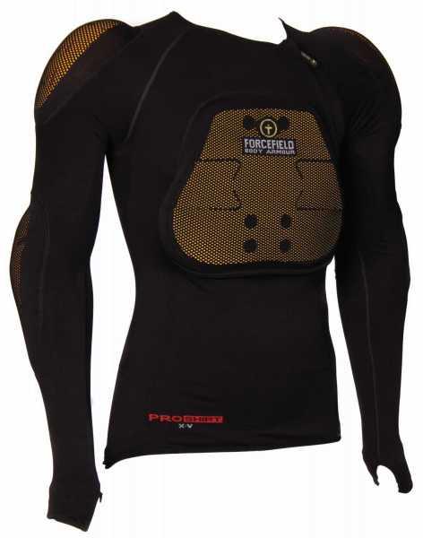Forcefield PRO SHIRT X-V 2 Protektorenshirt Level 2 schwarz