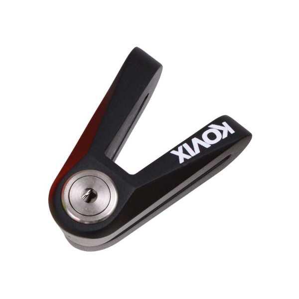KOVIX KV1 schwarz 6mm Pin Bremsscheibenschloss