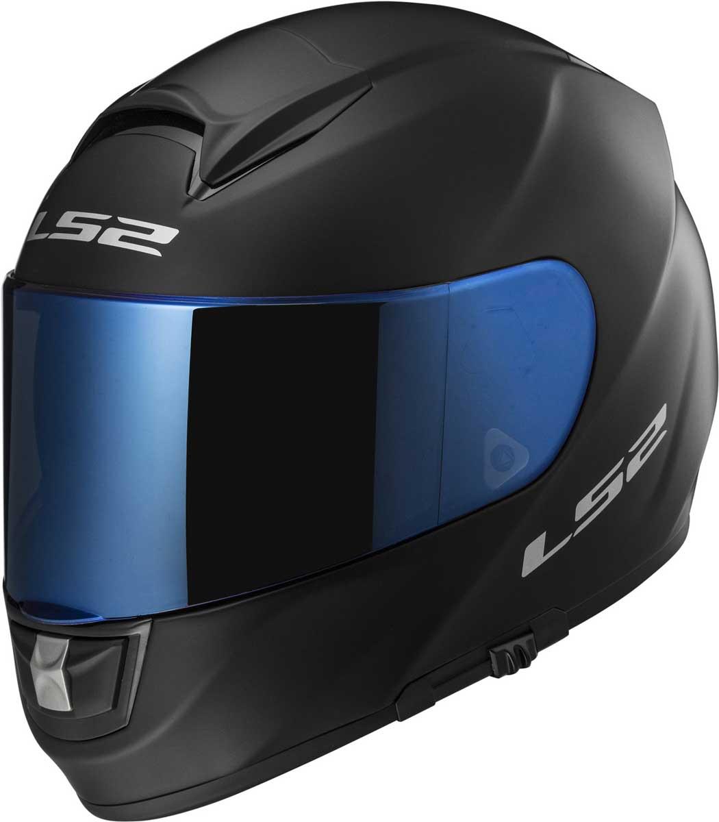 ls2 visier iridium blau f r den ff397 vector cs bikewear. Black Bedroom Furniture Sets. Home Design Ideas
