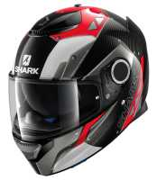 Shark Spartan Carbon BIONIC Integral Helm