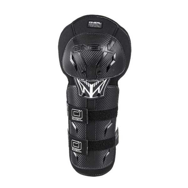 ONEAL Pro III Knie Protektor Erwachsene carbon-look schwarz