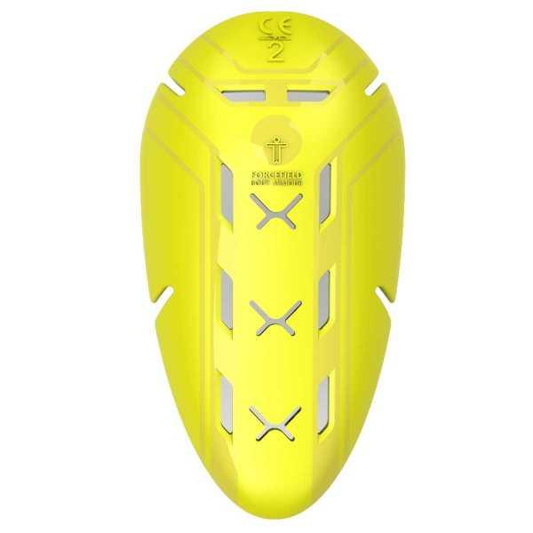 Forcefield Isolator Level 2 Knie Protektor Einsatz gelb
