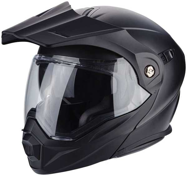 Scorpion ADX-1 Solid Enduro Klapp Helm